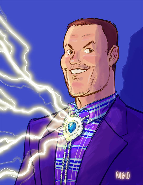 Philip Rivers by BobbyRubio