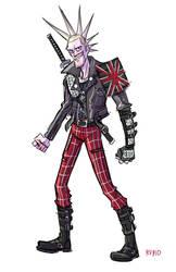 Guinness: Punk Rock Samurai