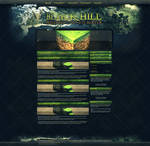 Black-Hill Minecraft WebDesign