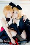 IrohaUta: Kagamine Twins