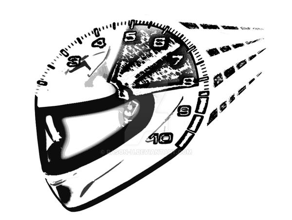 Helmet Tattoo By Rason-H On DeviantArt