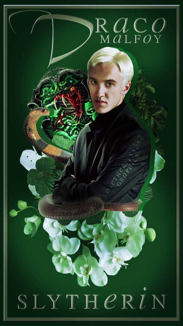 Wallpaper Iphone 6 Draco Malfoy By Lovethekitty387 On