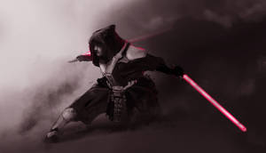 young sith by BenedictWallace