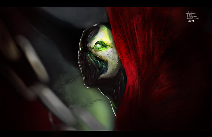 Spawn by BenedictWallace