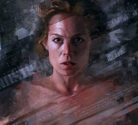 Ellen Ripley Tribute by BenedictWallace