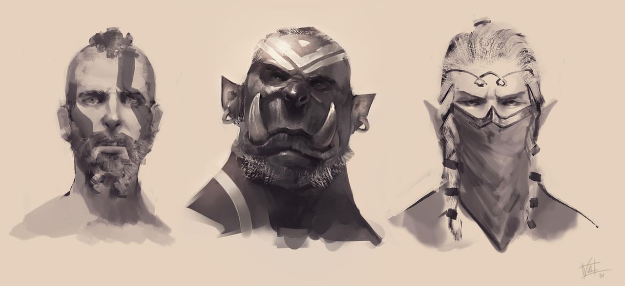 Brush Test by BenedictWallace