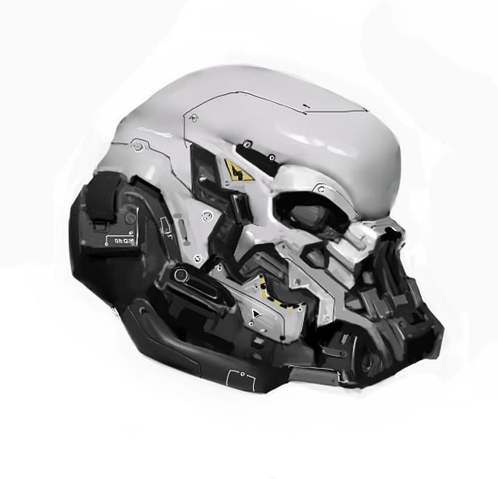 Helmet by BenedictWallace