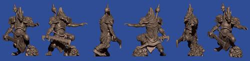 Werewolf Chief by disel91