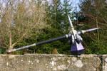 Gryphon Knight battle hammer