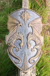 Dragon Shield by DragonArmoury