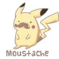 Moustache by lovify1234