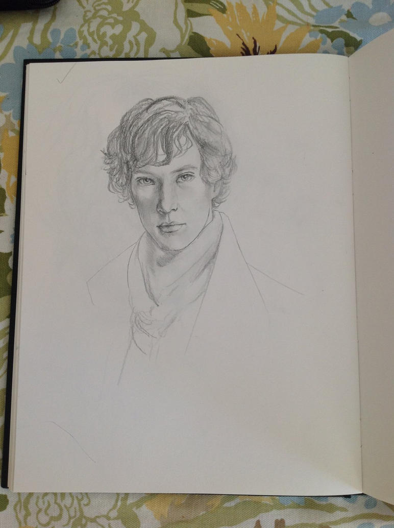Sherlock by Everlasting-River