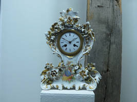 Clock 9 - Stock by mrscats