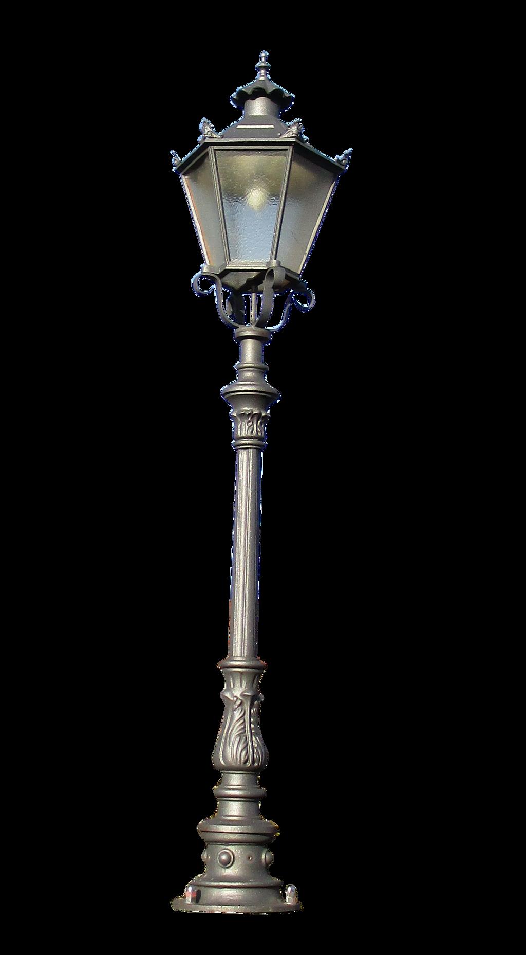 Lamp png stock