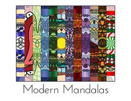 Mandala Calendar by vhartley