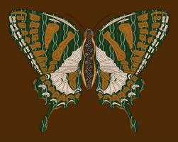 Aboriginal Swallowtail by vhartley