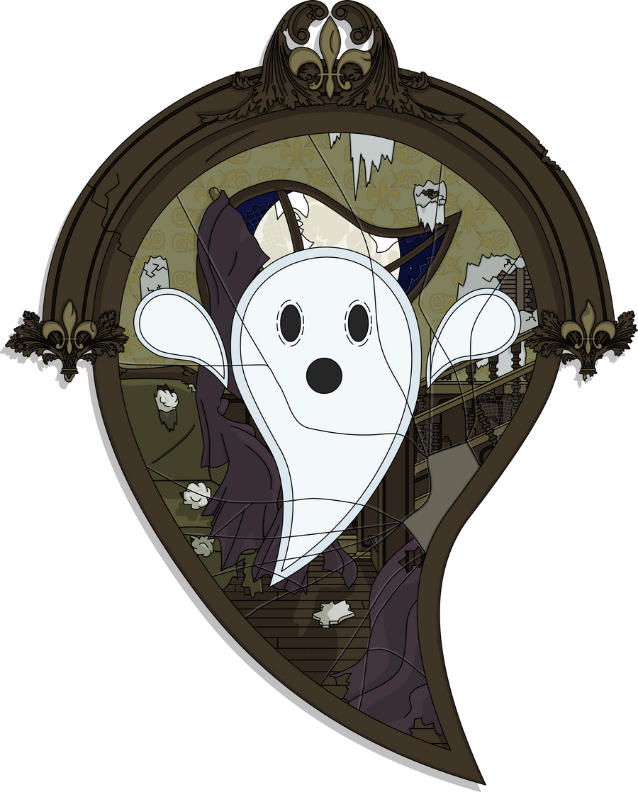 Ooh the Ghost by vhartley