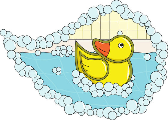 Chaucer the Rubber Duck