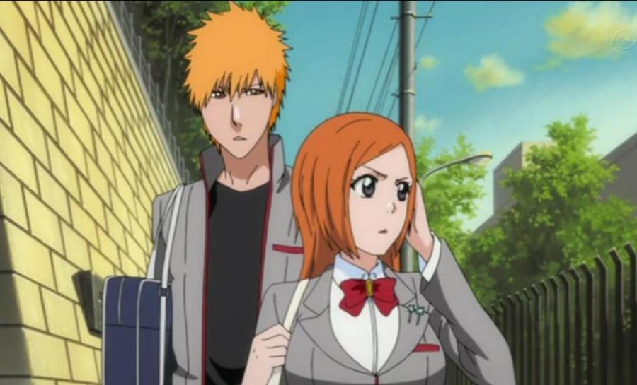 relationship between rukia and ichigo moments