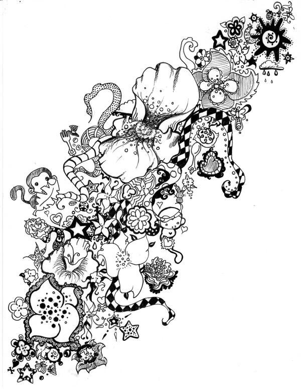 Ink Anarchy by Jakkithebunny