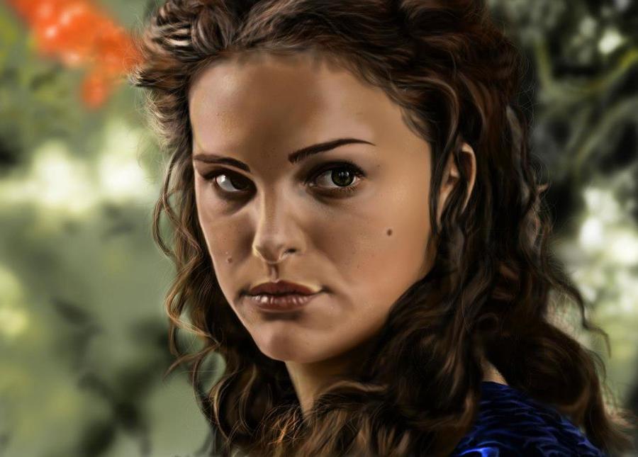 Natalie Portman by mahirtekdal