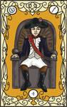 Les Mis Tarot: 4 Emperor