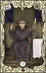 Les Mis Tarot: 5 Hierophant