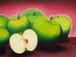 Still Life - Apples