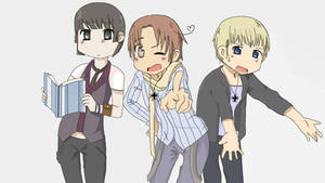 Axis Powers Nichijou