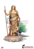 Hera - Ancient Greek Mythology by DarkAkelarre
