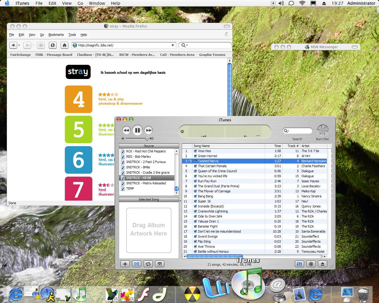 OSX yet on XP by magm