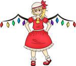 [Touhou] Flandre Scarlet
