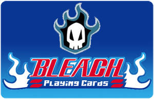 Bleach Playing Cards - Back by LadyPaigeTigeress