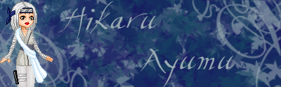 Hikaru Ayumu by LadyPaigeTigeress