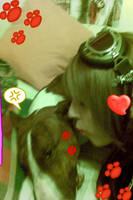Chino love by itsukih