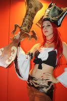 Miss Fortune again by itsukih