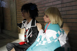 Rin and Shiemi by itsukih