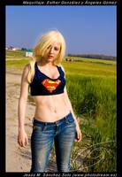 Supergirl by itsukih