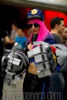 Vi cosplay by itsukih