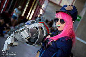 Officer Vi ! by itsukih