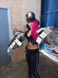 Officer VI by itsukih