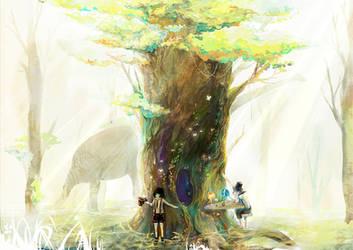 tree 2 by zhongbiao