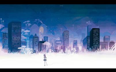 City by zhongbiao