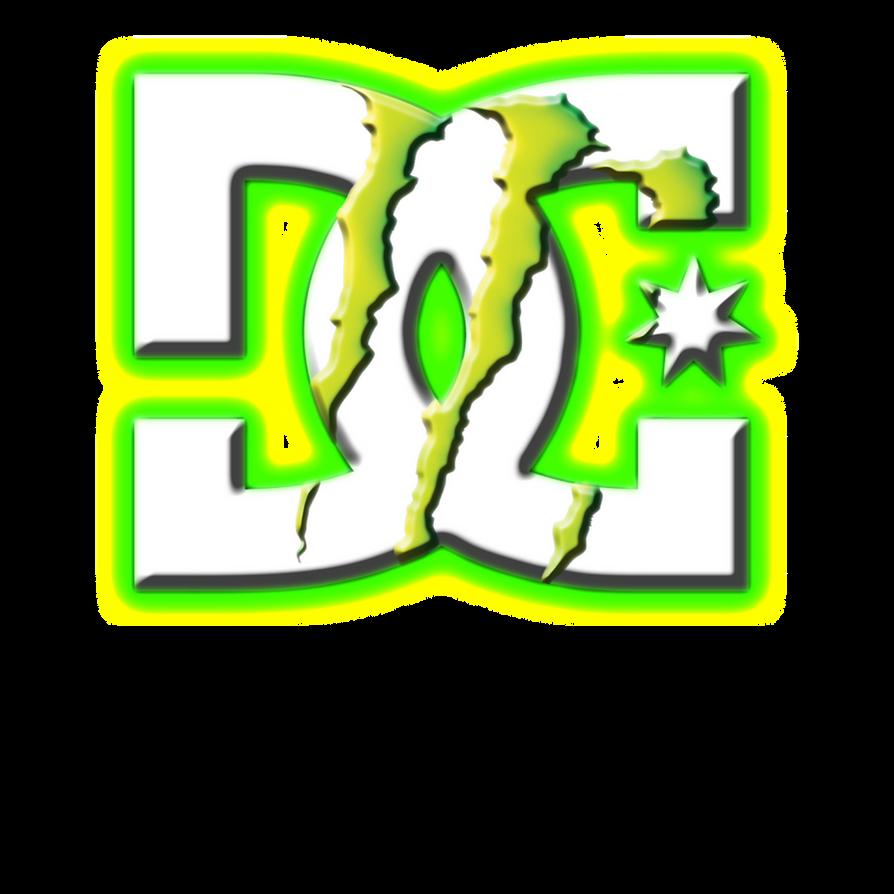 dc monster logo by xeg fresh on deviantart Monster Energy DC Logo Cincinnati Bengals Logo and Monster