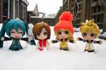 Nendos in Snow II