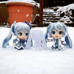 Meet Ice Sculpture Miku