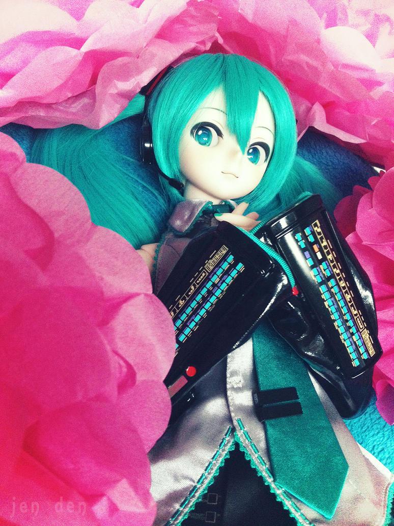 .:Blooming Idol II:. by jen-den1