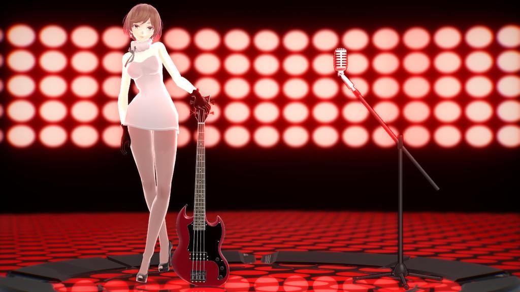 Miss Meiko by jen-den1