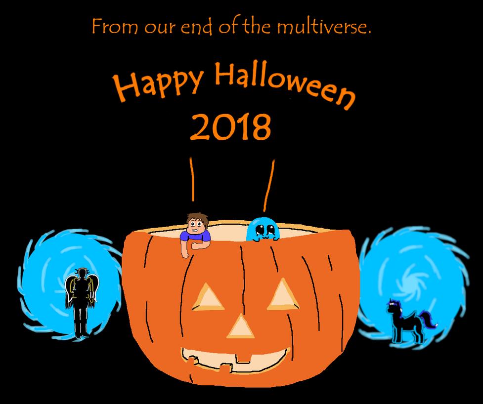 Happy Halloween by MVJames