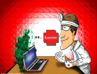 Dr. Laptop by Morte8